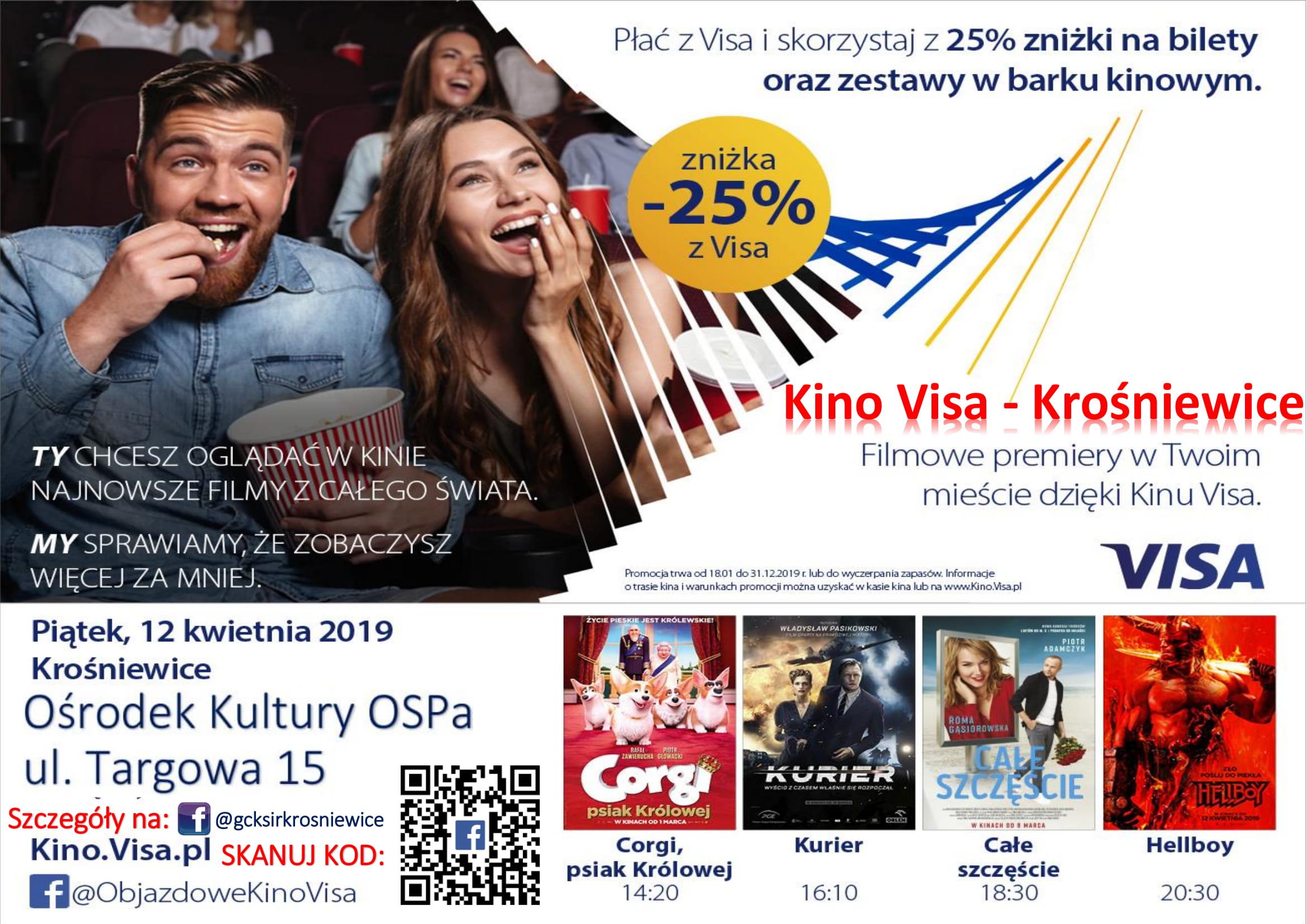 Kino Visa KC 1